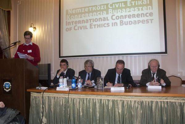 Nemzetközi Civil Etikai Konferencia